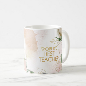 Load image into Gallery viewer, Mug / World's best teacher
