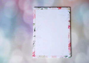 A4 papers / Pink