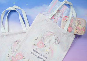 Tote Bag / unicorn