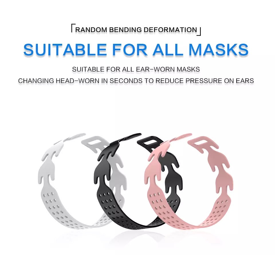 Mask ear hook / مثبت الكمام