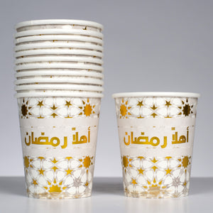 Load image into Gallery viewer, Paper cups/أكواب ورقية