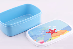 School Lunch box / Sea