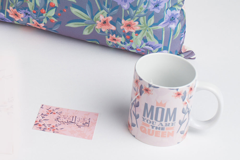 Load image into Gallery viewer, Mother Mug / كوب أمي