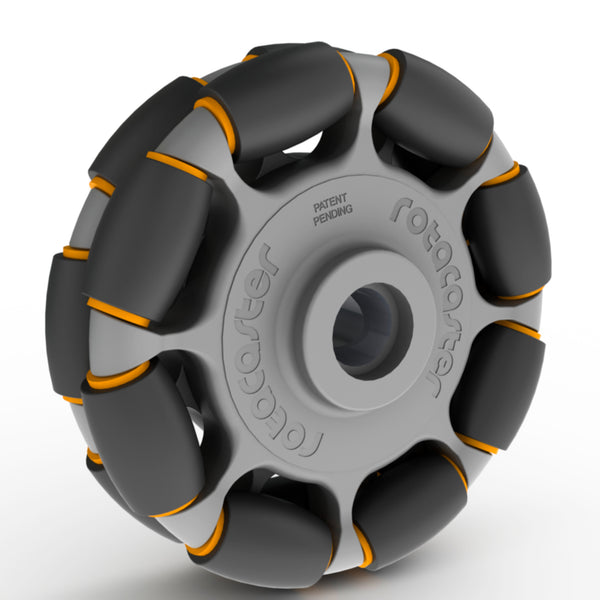 The advantages of OMNI-DIRECTIONAL WHEELS
