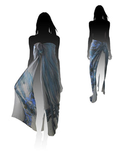 Paula Cawthorne Design to launch limited edition pure silk scarf