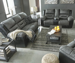 Earhart Slate Living Room Set