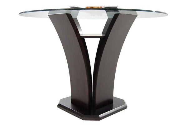 "Daisy Espresso 54"" Round Counter Height Table - Homelegance shop at  Regency Furniture"
