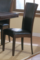 Daisy Espresso  Parson Chair - Homelegance shop at  Regency Furniture
