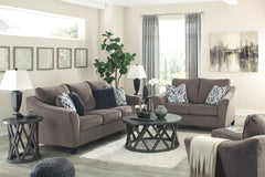 Nemoli Slate Sofa Loveseat & Chair