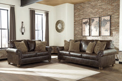 Nicorvo Coffee Sofa and Loveseat