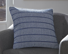 Rabia Navy Pillow