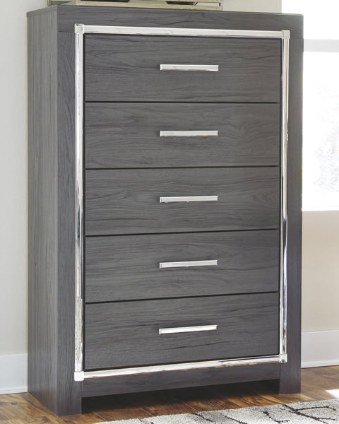 Lodanna 5-Drawer Chest