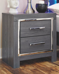 Lodanna 2-Drawer Nightstand