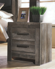 Wynnlow Gray 2-Drawer Night Stand