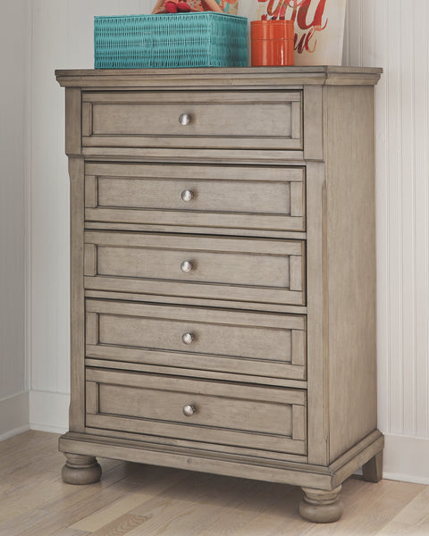 Lettner Youth Five Drawer Chest