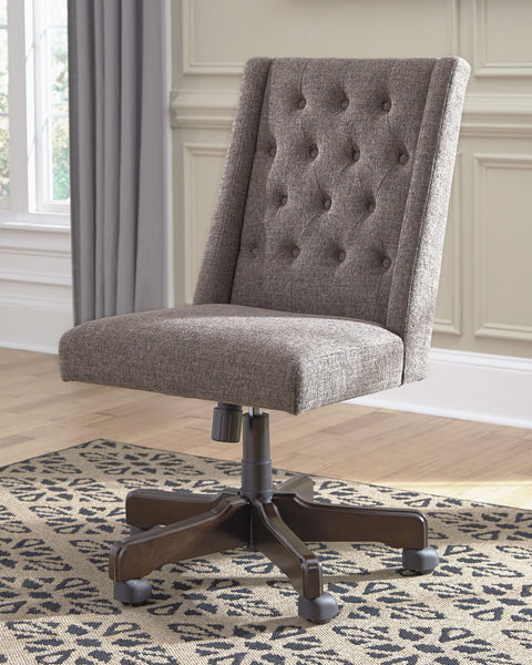 Graphite Graphite Home Office Swivel Chair