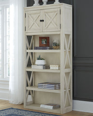 Bolanburg Two tone  Large Bookcase