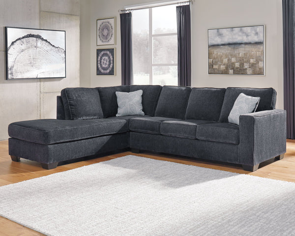 Altari Slate 2-Piece Sectional