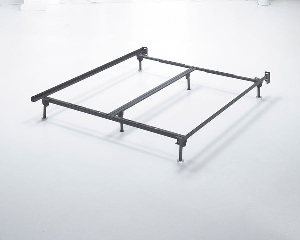 Frames And Rails - Black - Q/K/CK Bolt on Bed Frame