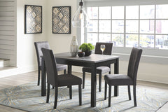 Garvine - Two-tone - RECT DRM Table Set