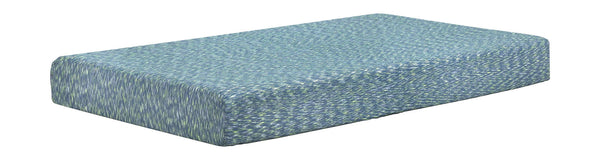 IKidz Blue - Blue - Twin Mattress and Pillow 2/CN