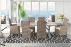 Beachcroft RECT Dining Table&6Chair