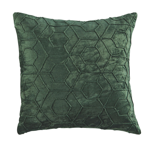 Ditman - Emerald - Pillow (4/CS)