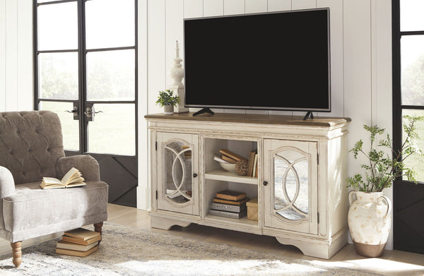 Realyn Large TV Stand