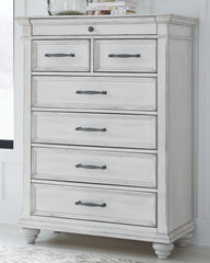 Kanwyn - Whitewash - Chest
