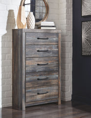 Drystan Five Drawer Chest