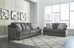 Baceno Carbon Sofa & Loveseat