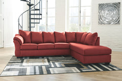 Darcy Salsa 2Piece Sectional