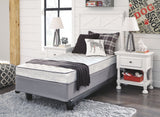 6 Inch Bonell Full Mattress & Foundation