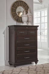 Brynhurst - Dark Brown - Chest