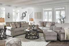 Olsberg Steel Sofa Loveseat & Chair