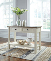 Bolanburg - Two-tone - Sofa Table