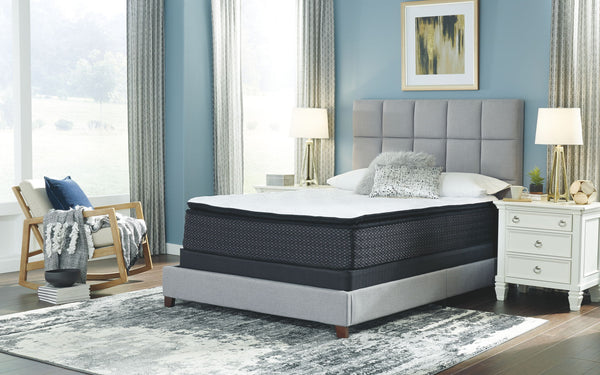 Anniversary Edition Pillowtop Queen Mattress & Foundation