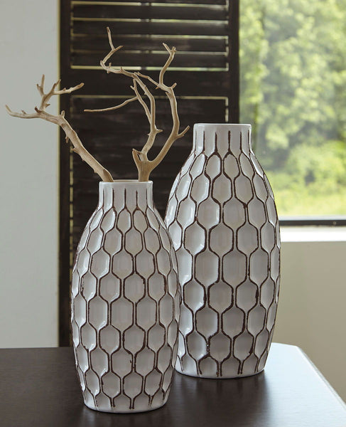 Dion Vase Set (2/CN) - Ashley shop at  Regency Furniture