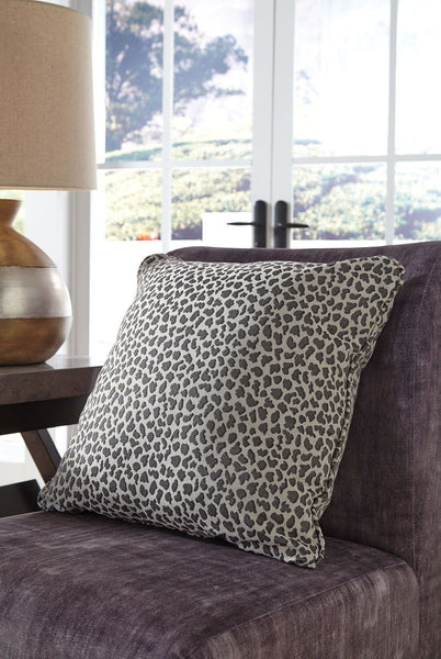 Piercy Gray Pillow - Ashley shop at  Regency Furniture