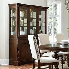 Find Homelegance Furniture Yates Hutch and Buffet at Marlo Furniture