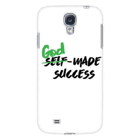 'God Made Success' Custom Phone Cases