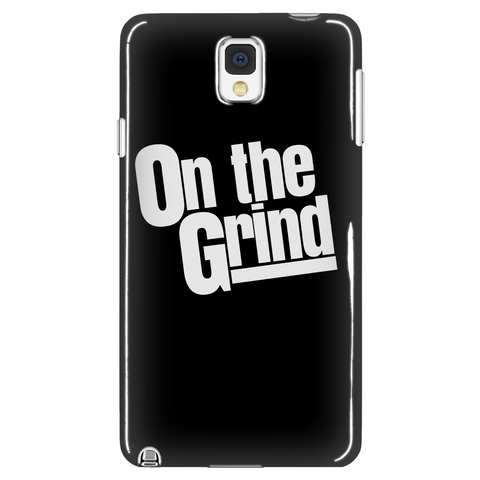 On The Grind Phone Case