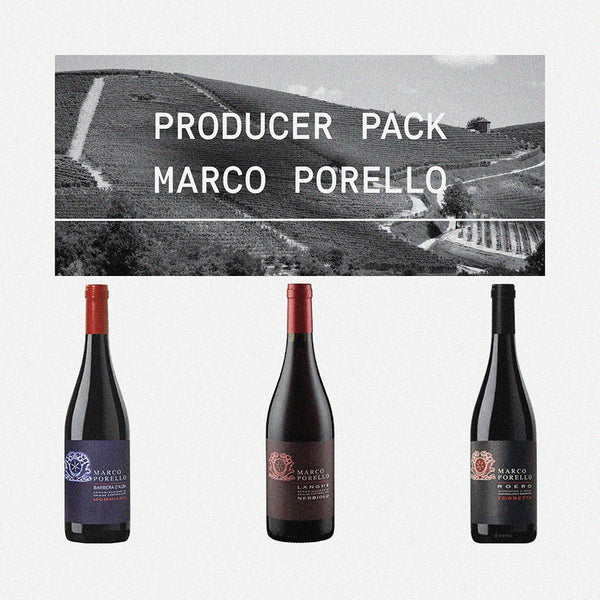 Producer Pack: Marco Porello