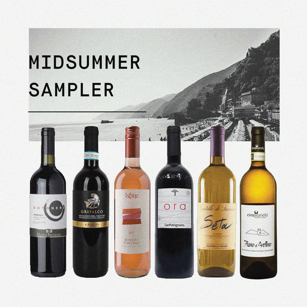 Midsummer Sampler