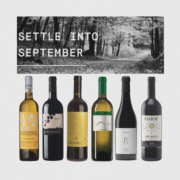 Settle Into September
