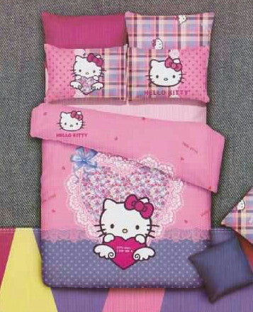 Hello Kitty Pink Purple
