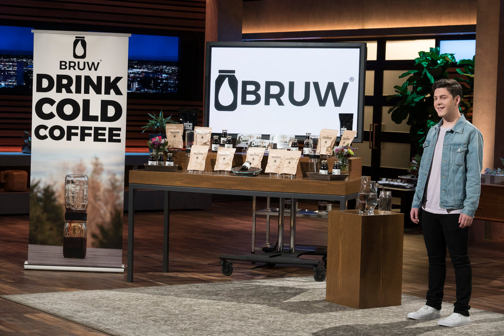 BRUW to Appear on Shark Tank January 6