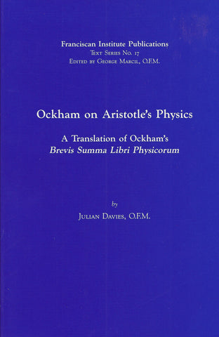Ockham on Aristotle's Physics: A Translation of Ockham's Brevis Summa Libri Physicorum