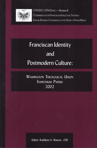 Franciscan Identity and Postmodern Culture