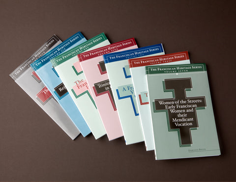 Franciscan Heritage Series - 10 Volume Set